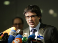Katalánsky expremiér Puigdemont chce byť europoslancom: Netají sa tým, že mu ide o imunitu