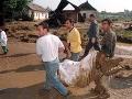 Jarovnice a okolité obce postihli pred 21 rokmi ničivé povodne, zomrelo 58 ľudí