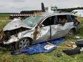 Opitý vodič nezvládol riadenie.
