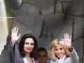 Herečka Angelina Jolie a