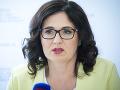 Lubyová navštívila Starú Lesnú: Rezort školstva bude nápomocný pri odstraňovaní škôd