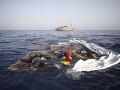 Španielsko zachránilo v Stredozemnom