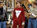 Takto vyzeral Robin Williams (v strede) v roku 1974.