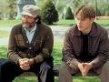 Robin Williams vo filme Dobrý Will Hunting, za ktorého získal Oscara.