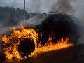 Polícia vyšetruje požiar piatich