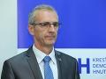 KDH do eurovolieb povedie súčasný europoslanec Ivan Štefanec