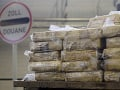 Obrovský úlovok v drogovom centre Európy: Colníci objavili takmer dve tony kokaínu