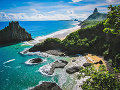 Brazílske súostrovie sa opäť otvorí pre turistov vyliečených z KORONAVÍRUSU