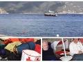 Horor na dovolenke: FOTO Stroskotaní Česi idú domov za vlastné, šokujúci dôvod kapitána lode