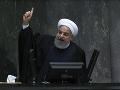 Irán tvrdí, že nové sankcie USA uzavrú cestu k diplomacii: Spojené štáty chcú stále rokovať