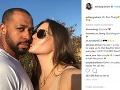 Ashley Graham s manželom Justinom.