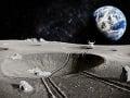Prelomové zistenie: Vedci na povrchu Mesiaca objavili niečo, čo hľadá ľudstvo už celú večnosť