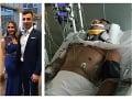 Simona čelí drsným vyhrážkam: FOTO Prosba o pomoc pre ochrnutého Richarda (26) má nečakaný ohlas