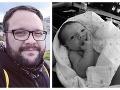 Ak máte v rodine bábätko, dajte na radu zroneného otca: FOTO Kvôli jednej veci prišiel o dcérku