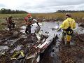 V Paraguaji sa zrútilo malé lietadlo: Medzi štyrmi obeťami je aj minister poľnohospodárstva
