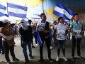 Vlna násilností v Nikarague nemá konca: Počet obetí naháňa strach