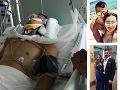 Richardovu rodinu zasiahla hrozná správa: Jeho stav sa rapídne zhoršil, lekári zakázali prevoz!