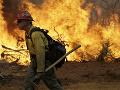 FOTO V Kalifornii zúri peklo: Pri lesných požiaroch zomrelo najmenej päť ľudí