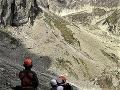 FOTO Tragédia v Tatrách: Českého horolezca zasiahla padajúca skala, zraneniam podľahol