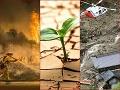 Šokujúca správa OSN o klimatickej zmene: Svet je pod obrovským tlakom, s týmto treba OKAMŽITE prestať