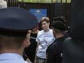 Slobodu si dlho neužili: Štyroch členov Pussy Riot po prepustení z väzenia opäť zadržali