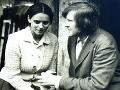 Milka Zimková vo filme Zlaté časy (1978)