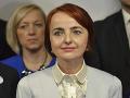 Macháčková: Nie je správne, že Za slušné Slovensko podporuje iba nezávislých kandidátov
