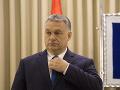 Orbán sa opäť stretol s odporom: Kyjev ostro protestoval proti jeho výrokom