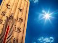 Po miernej úľave prichádza totálne peklo: Pripravte sa na pondelok, čaká nás extrémne teplo