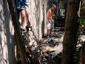 Pravda o šokujúcom VIDEU z Bratislavy: Za haldy odpadu nemôžu narkomani, realita je desivejšia
