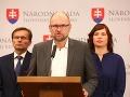 SaS navrhujú zmenu vo voľbe prezidenta: Mohli byť neskôr ako 60 dní pred koncom funkcie