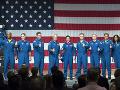 NASA predstavila posádky kozmických lodí: FOTO Toto je budúcnosť vesmírneho objavovania