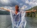 Božská Vondráčková v plavkách: