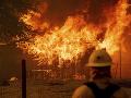 Kalifornské peklo má ďalšiu obeť: FOTO Najväčší požiar zúri už týždne