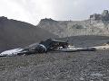 Obrovská tragédia vo švajčiarskych Alpách: Zrútilo sa lietadlo, 20 mŕtvych
