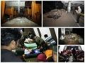 Dovolenkový raj zasiahlo obrovské zemetrasenie: VIDEO Desiatky mŕtvych, počet obetí rastie