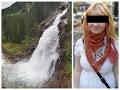 Iva (†24) súťažila v cestovateľskom závode: Krutý koniec, smrť vo vodopáde v Rakúsku