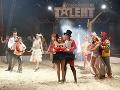 Upútavka na šou Česko Slovensko má talent sa natáčala v extrémnom teple.