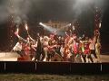 Upútavka na šou Česko Slovensko má talent sa natáčala v šapitó, v ktorom bolo približne 40 stupňov celzia.