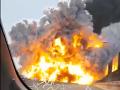 VIDEO Z Bologne hlásia masívnu explóziu: Výbuch cisterny, jedna obeť a desiatky ranených