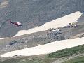 Pokračuje vyšetrovanie tragédie vo švajčiarskych Alpách: Toto sú možné dôvody pádu lietadla