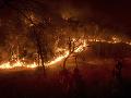 Požiare v Kalifornii trápia celé Spojené štáty: Dym z nich bolo cítiť až vo Washingtone