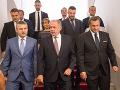 Koalícia je na pokraji konca: Bugárovci uvažujú o odchode, Kaliňák hovorí o imaginárnych svedkoch