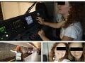 Škandál v Česku: FOTO Pražské metro riadili dve dievčatá, vodič zlyhal, cestujúci boli vydesení