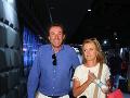 Ady Hajdu s manželkou