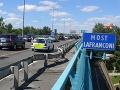 Skvelá správa pre vodičov: Opravu mosta Lafranconi dokončili skôr, ráno bude plne prejazdný