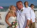 Svadobné fotenie sa zmenilo na drámu: Ženích neváhal ani sekundu a riskoval vlastný život