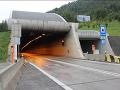 Vodiči, pozor! Pre nehodu je uzatvorený tunel Branisko