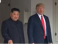 Na summite Trump-Kim sa pomaly pracuje: Uskutočniť sa má vo Vietname