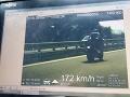 Motocyklista prekročil rýchlosť o 82 kilometrov za hodinu.
